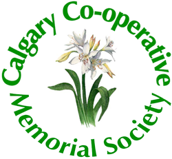 Calgary Co-operative Memorial Society Ltd Logo