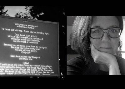 Digital Shrine – Sue Goyette