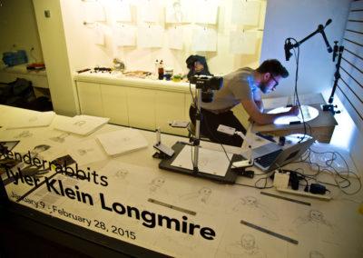Renderrabbits – Tyler Klein Longmire